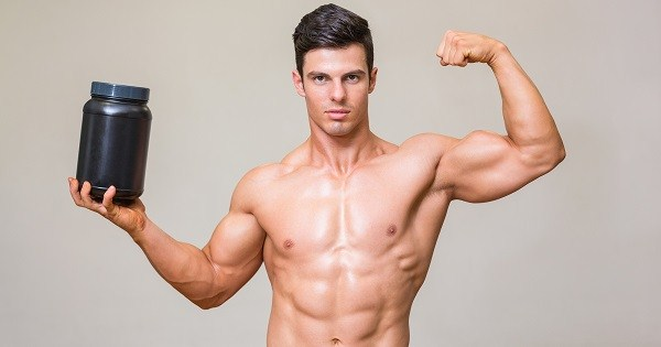 build huge muscle without steroids
